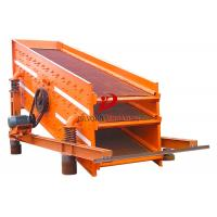 China Little Noise Circular Mining Vibrating Screen For Ore Stone Sieving on sale