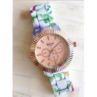 Buy cheap 8 Different Styles Alloy Case and Strap Geneva Quartz Wrist Watch for Ladies from Wholesalers