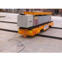 Wholesale ISO Certification Rail Lifting Trailer With Ferry Railroad Transfer Cart from china suppliers