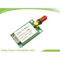 Wholesale Low Consumption Intelligent RS232 433MHz FSK Rf Module Wireless Transceiver Module from china suppliers