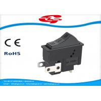 Wholesale 3 Pin On On Off 3 Position Rocker Switch For Hair Dryer , Long Mechanical Life from china suppliers