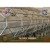 Wholesale 3X1X0.5m 100X120mm Hot dipped Galvanised Wire Mesh Gabion Basket from china suppliers