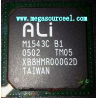 Integrated Circuit Chip ALIM1543C B1 256-Mbit GDDR3 Graphics RAM GDDR3 Graphics RAM ALI IC for sale