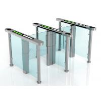 Wholesale Stainless Steel Bidireciton Security Turnstile Entry Systems For Access from china suppliers