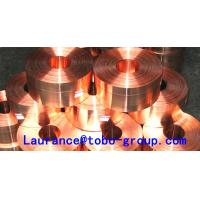 China 12μm - 100μm Treated RA Cu Foil For PCB , electrolytic copper foil rolls on sale