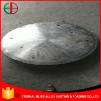 Wholesale GB 5680 ZGMn 13-2 Fully Machining Circular Wear Parts EB12013 from china suppliers