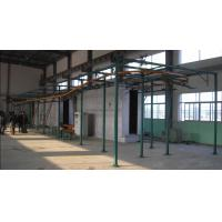 Wholesale PVC Powder Spray Coating Production Line For Wire Mesh Panel Treatment from china suppliers