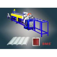Wholesale 415V 50HZ 3 Phase Roller Shutter Door Roll Forming Machine Work Pressure 16Mpa from china suppliers