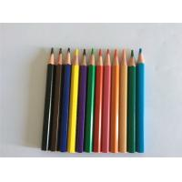 "Wholesale Hexagonal 3.5"" Short Plastic Color Pencil from china suppliers"