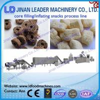 Wholesale Core fillin and inflating snacks process line snacks production machine from china suppliers