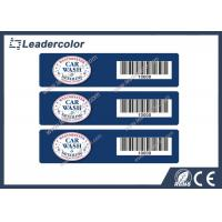 Quality Rewritable RFID Passive Car UHF Windshield Tag Anti Tamper Labels for sale