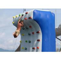 Wholesale Crazy Artificial Blow Up Rock Climbing Wall Inflatable Rock Climbing Wall from china suppliers