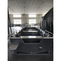 Wholesale 14 Feet All Welded Aluminum Boats , Aluminum Craft Boats 1.5M Height from china suppliers