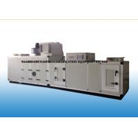 Wholesale Desiccant Wheel High Efficiency Dehumidifier With Cooling Coil , Supply Dry Air T<20℃ , RH<25% from china suppliers