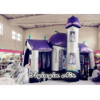 Buy cheap Halloween Decorative Inflatable Tunnel Tent for Halloween Supplies from Wholesalers