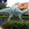 Giant Outdoor Life Like Dinosaur Model Equipment Eyes Blink , Tail Movement for sale
