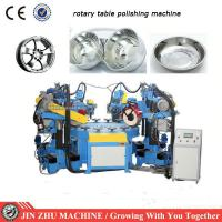 Wholesale PLC Pogramming Control Rotary Polishing Machine For Stainless Steel Cookware from china suppliers