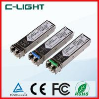 Wholesale 10G SFP+ ER 1550nm 10G SFP Transceiver 40km SMF 10GBASE ER Duplex LC from china suppliers