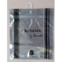 Wholesale Anti Static Aluminium Foil Ziplock Bags For Underwear / Undergarments / Underclothes from china suppliers