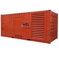 China Original Silent Generator Set With Cummins engine 1000kw 1250kva for sale