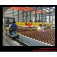Wholesale Gantry Type Plasma CNC Cutting Machine Japanese Panasonic For Steel Industry High Speed from china suppliers