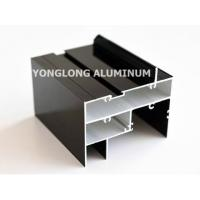 Wholesale High Hardness Curtain Wall Aluminum Profiles Light Easy Processing / Installation from china suppliers