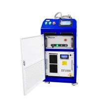 China 500W 700W 1000W handheld portable laser welding machine with fiber laser source for sale