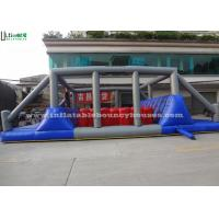 Wholesale Outdoor Challenging Activities Inflatable Outdoor Games For Commercial Use from china suppliers