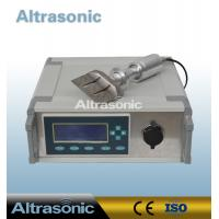 Wholesale Continuous Ultrasonic Cutting Machine with 82mm Titanium Alloy Sonotrode from china suppliers
