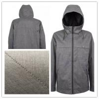 Buy cheap 100D Water Repellent Outdoor Fabric Plain Mechanical Stretch Windproof For from wholesalers
