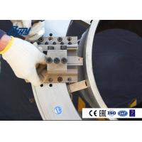 Buy cheap High Efficiency Hydraulic Pipe Cutting And Beveling Machine Long Service Life from wholesalers