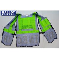 Quality Size Customized Reflective Safety Vest Safety Suit Protective Clothing For Industrial for sale