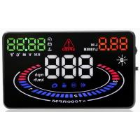 Ouchuangbo 5.5 HUD Car Head Up Display LED Windscreen Projector OBD2 Scanner Speed Warning