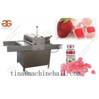 Buy cheap Turkish Delight Cutter Machine|Twizzlers Cutting Machine from Wholesalers