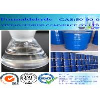 Wholesale CAS 50-00-0 Formaldehyde Plastic Colorless No Suspended Substance Agent from china suppliers