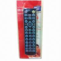 Wholesale Universal Remote Control with LED Backlit and Powerful IC from china suppliers