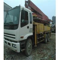 Buy cheap Used isuzu pump truck from wholesalers
