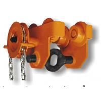 Wholesale 0.5T-30T Capacity GCL 620 Series Geared Single Trolley Manual Chain Hoist For Warehouses from china suppliers