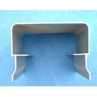Quality 2mm thick Cooling pad system bottom aluminum profile for supporting bottom for sale