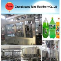Wholesale 2015 New Automatic Carbonated Drink Filling Machine/Production Line from china suppliers