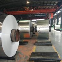 Wholesale 0.018mm-0.025mm Industrial Aluminum Foil Rolls for Food Packaging Stable from china suppliers