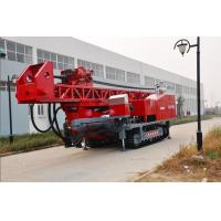 Wholesale The maximum drilling depth1500m Top Drive Rig Oilfield workover Drilling Rig With Crawler Mounted from china suppliers