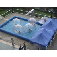Wholesale 0.8mm Thick Adults Large Human Water Walking Ball In Inflatable Pool from china suppliers