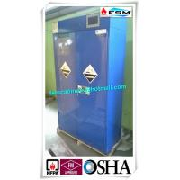 Wholesale Safety Acid Corrosive Storage Cabinets With Touch Screen For Chemical Liquid from china suppliers