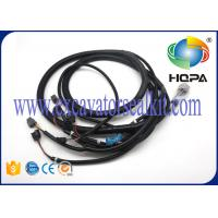 Wholesale Black Excavator Spare Parts Standard Size , Custom Engine Wiring Harness from china suppliers