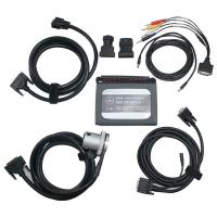 Wholesale OBDII Star C4 Mercedes-Benz Diagnostic Tool from china suppliers