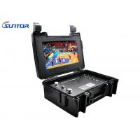 Wholesale Mini 11.6 Inch 1 Channel COFDM Receiver Wireless Video Transmitter With Large LCD Display from china suppliers