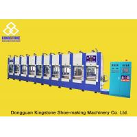 Wholesale Full Automatic 10 Station EVA Foam Injection Molding Machine Vertical Type from china suppliers
