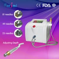Wholesale 2016 luxury wrinkle removal fractional RF micro-needle device for beauty salon from china suppliers