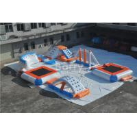 Wholesale Cool Inflatable Floating Water Park / Inflatable Games For Adults from china suppliers